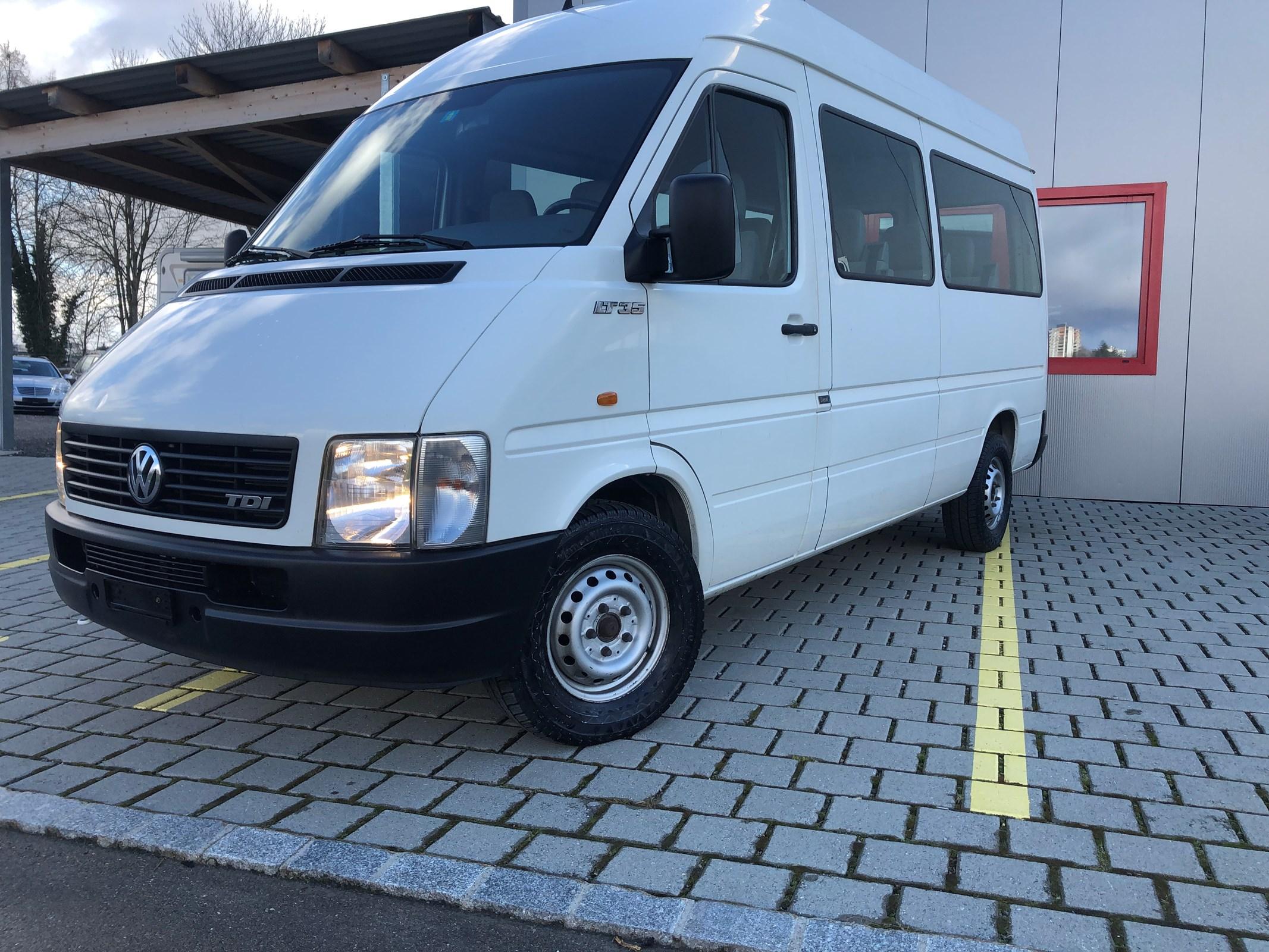 bus VW LT 35 2.5TDI