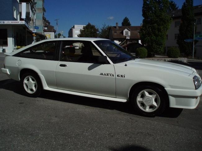 coupe Opel Manta CC 2.0i GSi