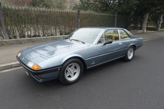 coupe Ferrari 400 Manuale