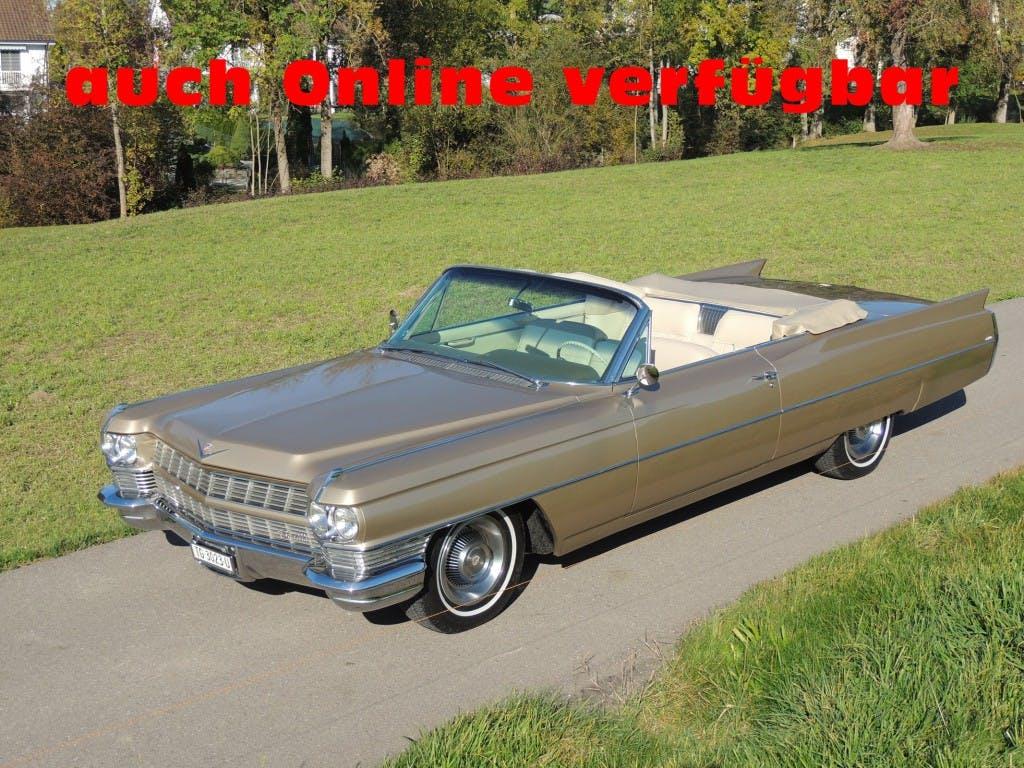 cabriolet Cadillac Deville Cabriolet