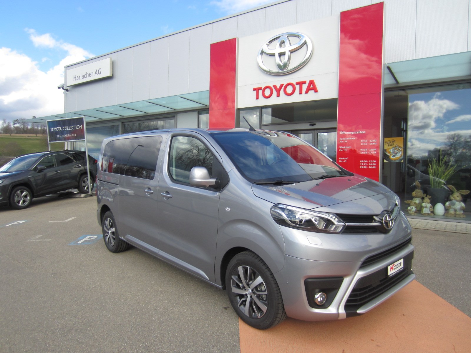 bus Toyota Proace Verso 2.0 D-4D Trend Medium Automatic