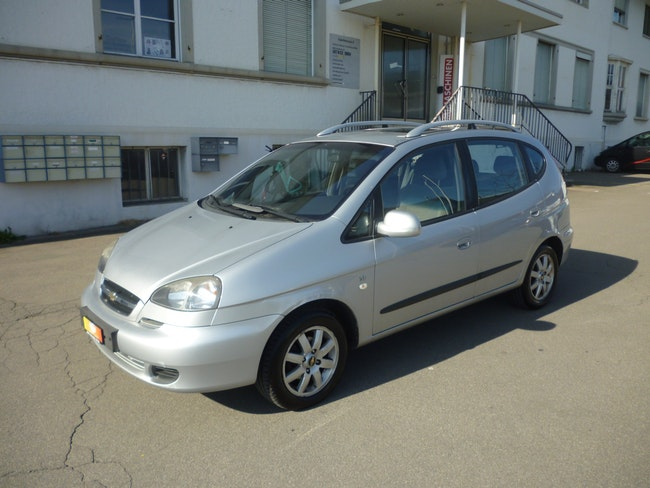 van Chevrolet Tacuma 1.6 Light