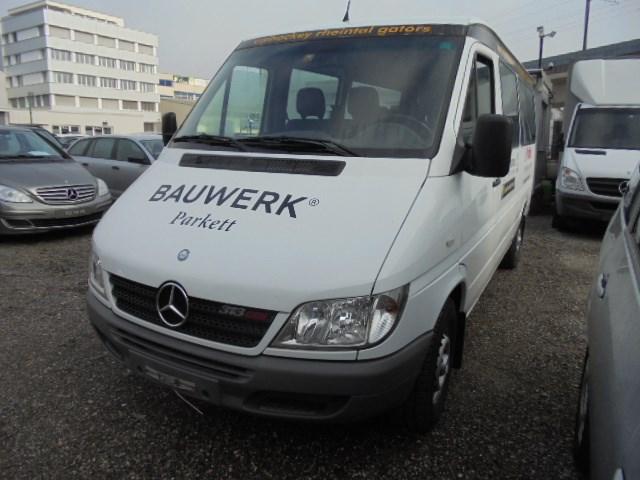 bus Mercedes-Benz Sprinter 313 CDI