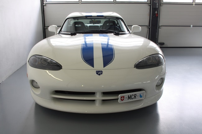 cabriolet Dodge Viper RT 10