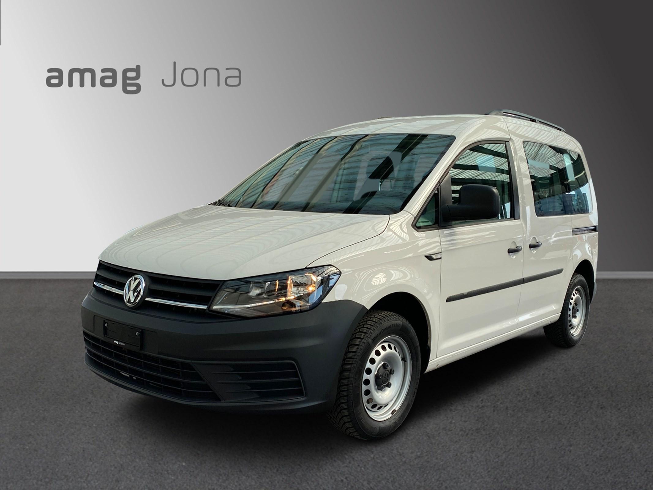 bus VW Caddy 2.0TDI BlueMotion Technology