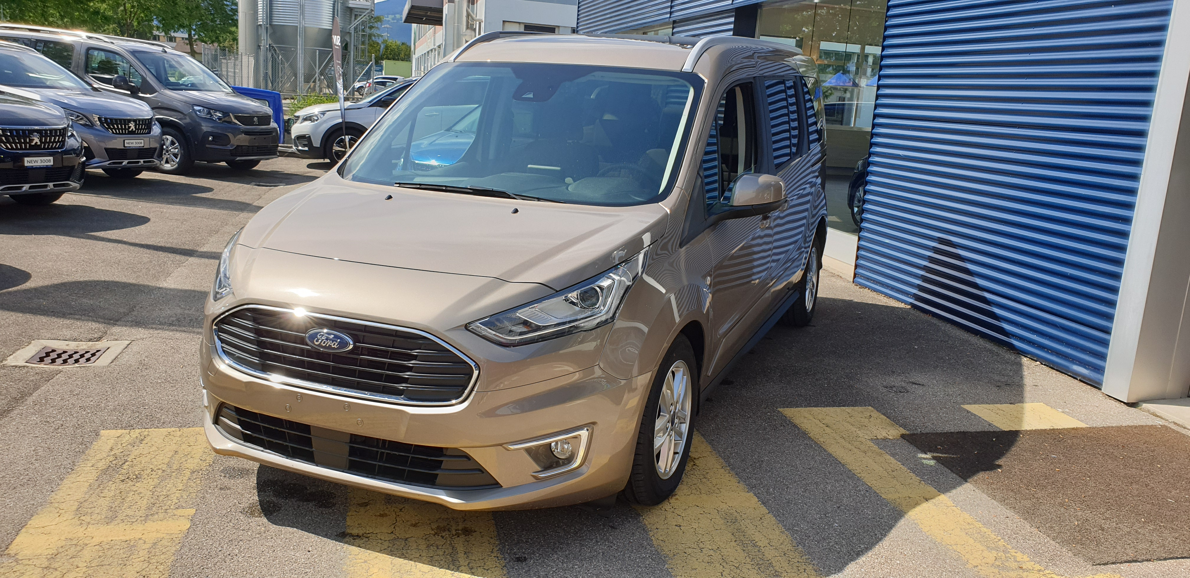 bus Ford Connect Tourneo Grand Connect 1.5 EcoB