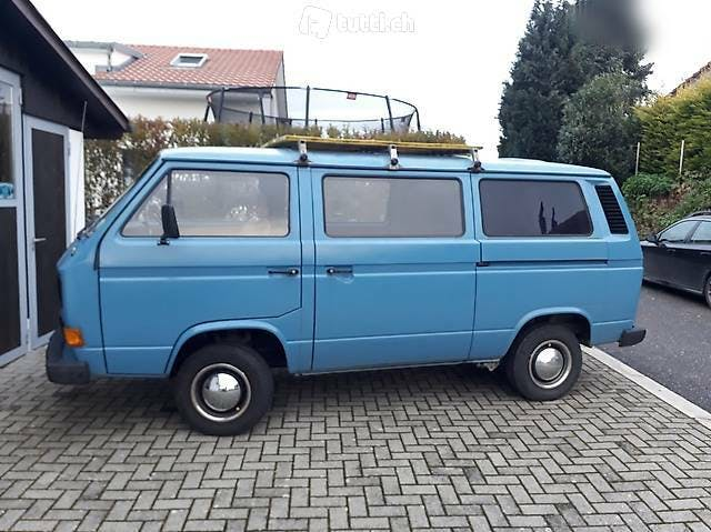 bus VW Typ 2 Typ2 T3 Jg. 1984