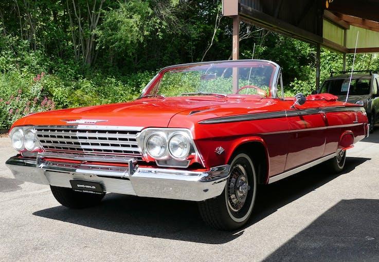 Chevrolet Impala 327SS V8 96'000 km CHF67'700 - kaufen auf carforyou.ch - 1