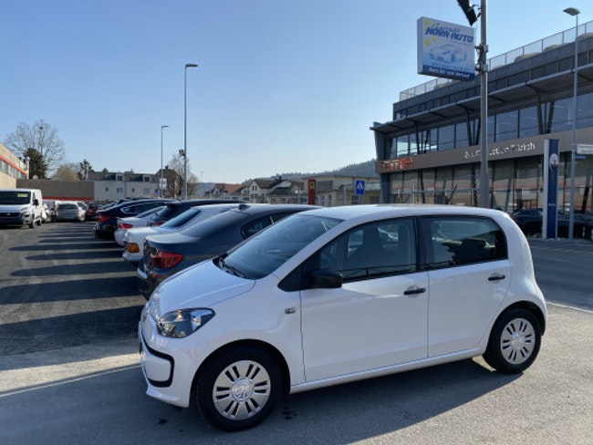 saloon VW Up 1.0 BMT high up