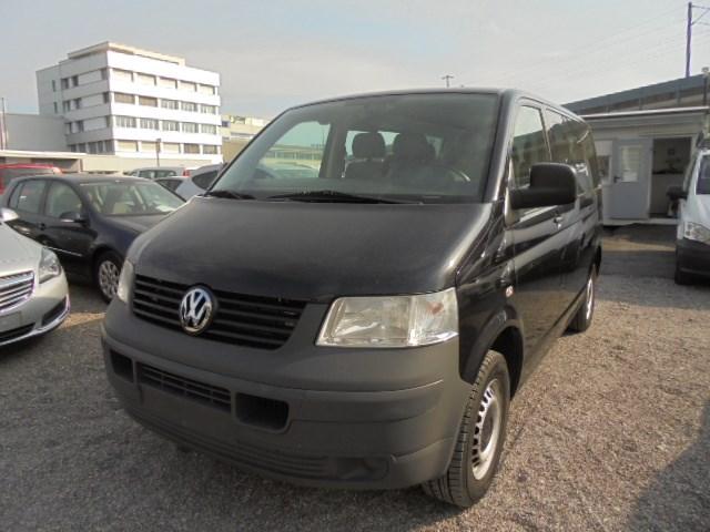 bus VW T5 Caravelle Comfort 1.9 TDI PD