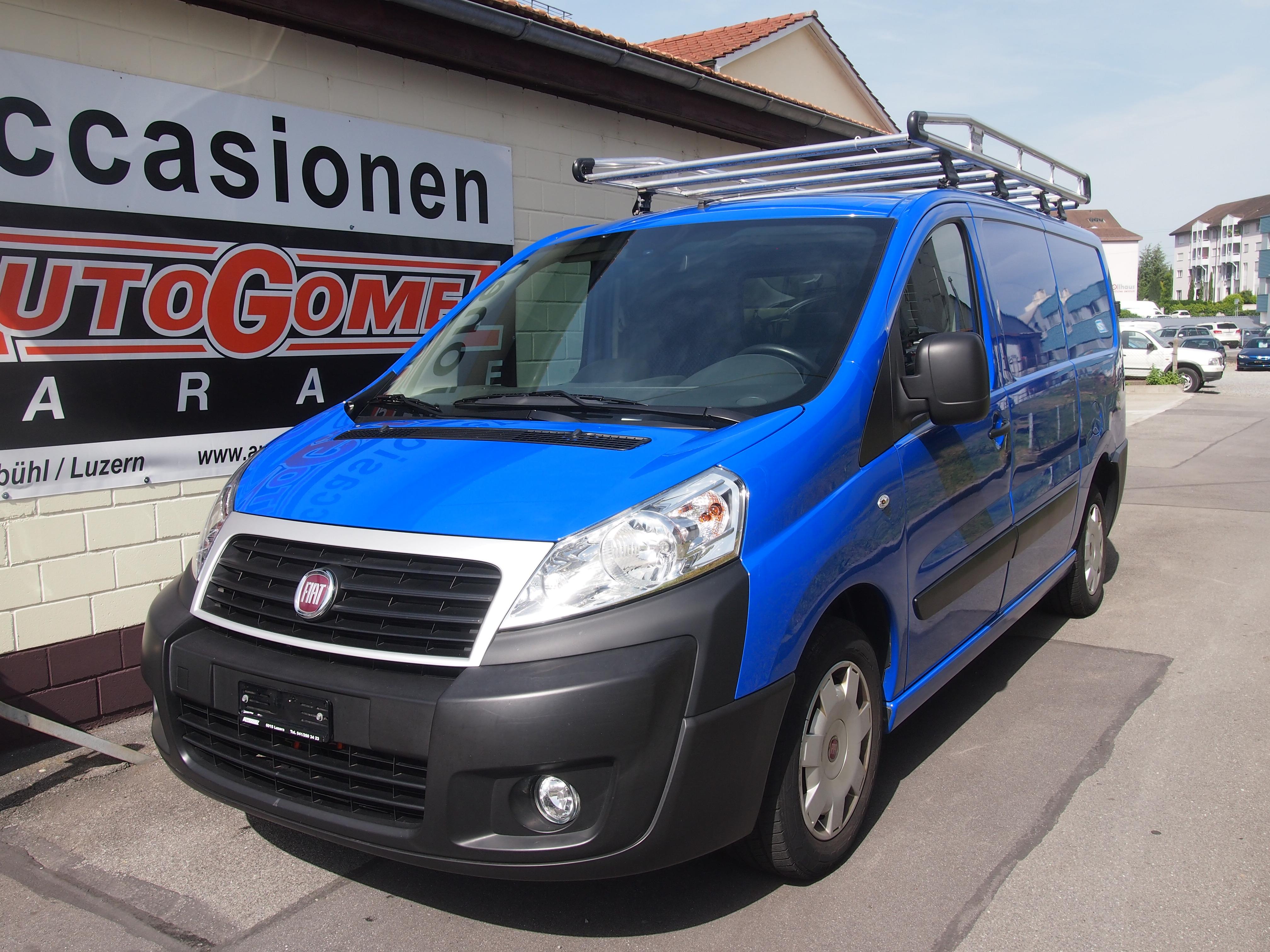 bus Fiat Scudo 2.0 MJ Comfort