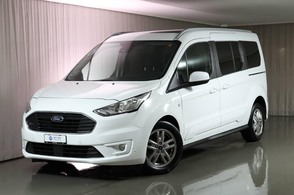 bus Ford Connect 1.5 EcoBlue 120 Titanium