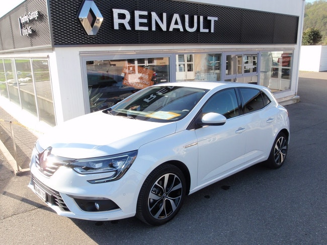 saloon Renault Mégane 1.3 TCe 160 Intens