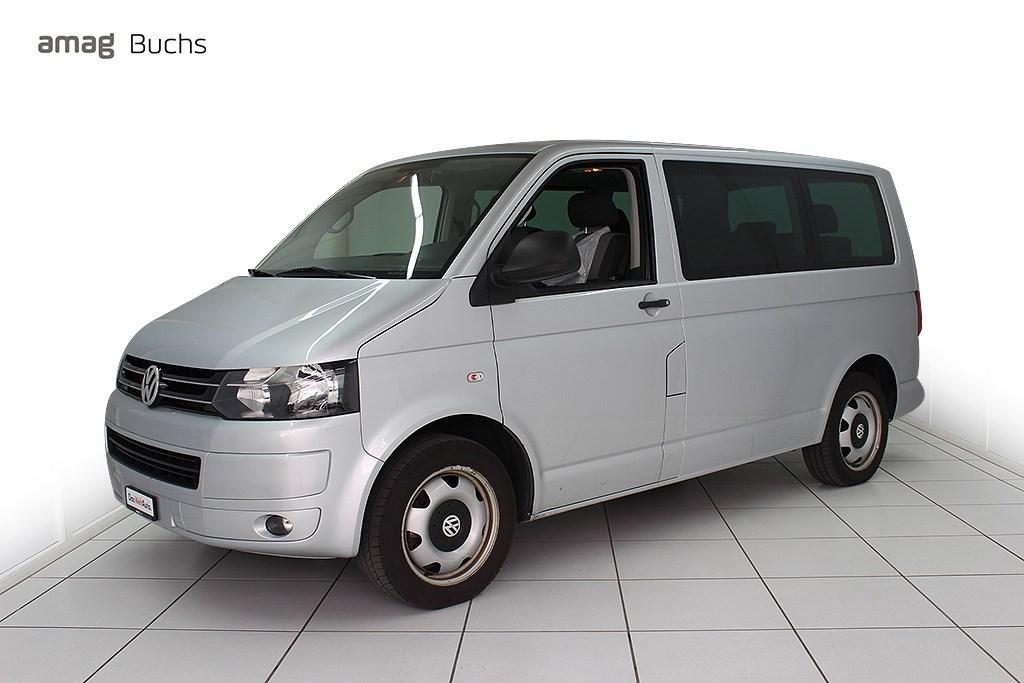 bus VW T5 Multivan 2.0 TDI CR Startline 4Motion