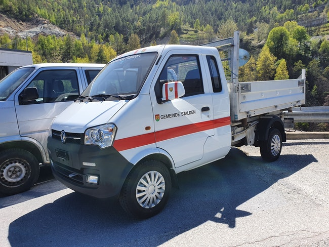 pickup DFSK Pick-up K-Serie Kipper K01H 1.3 8V 4X4