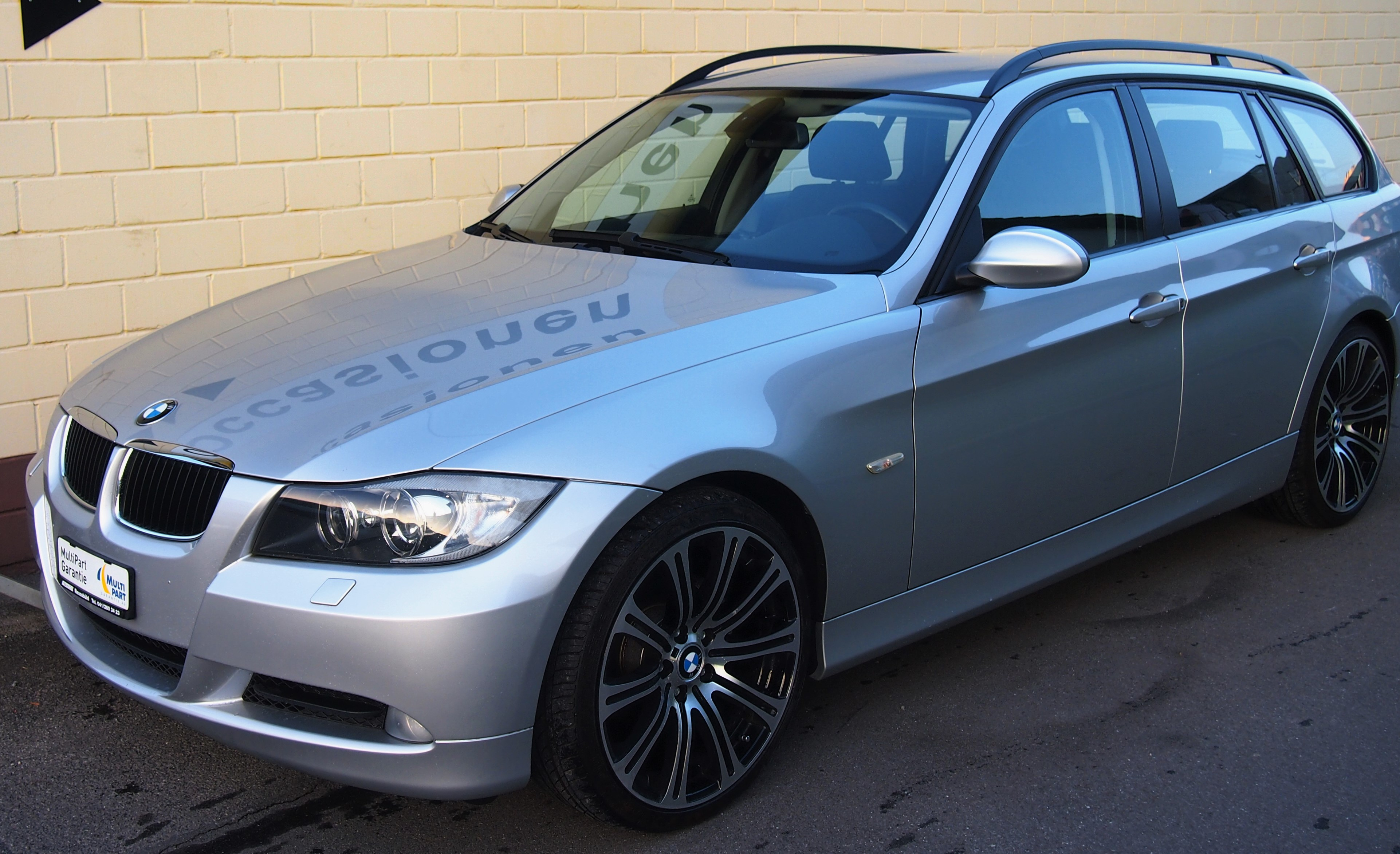 estate BMW 3er 320d more4you