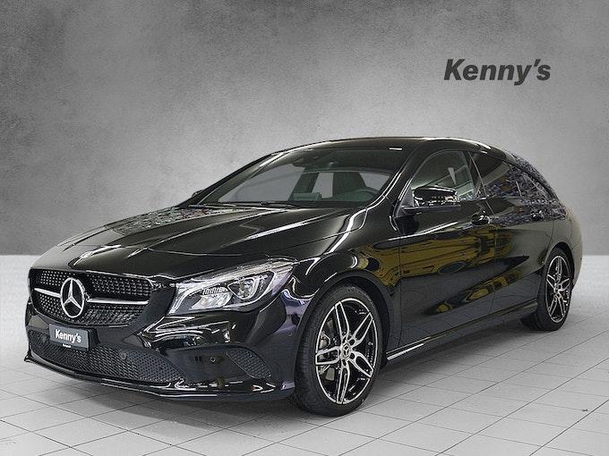 Mercedes-Benz CLA-Klasse CLA 200 Night Star Shooting Brake 30'000 km CHF33'000 - buy on carforyou.ch - 1