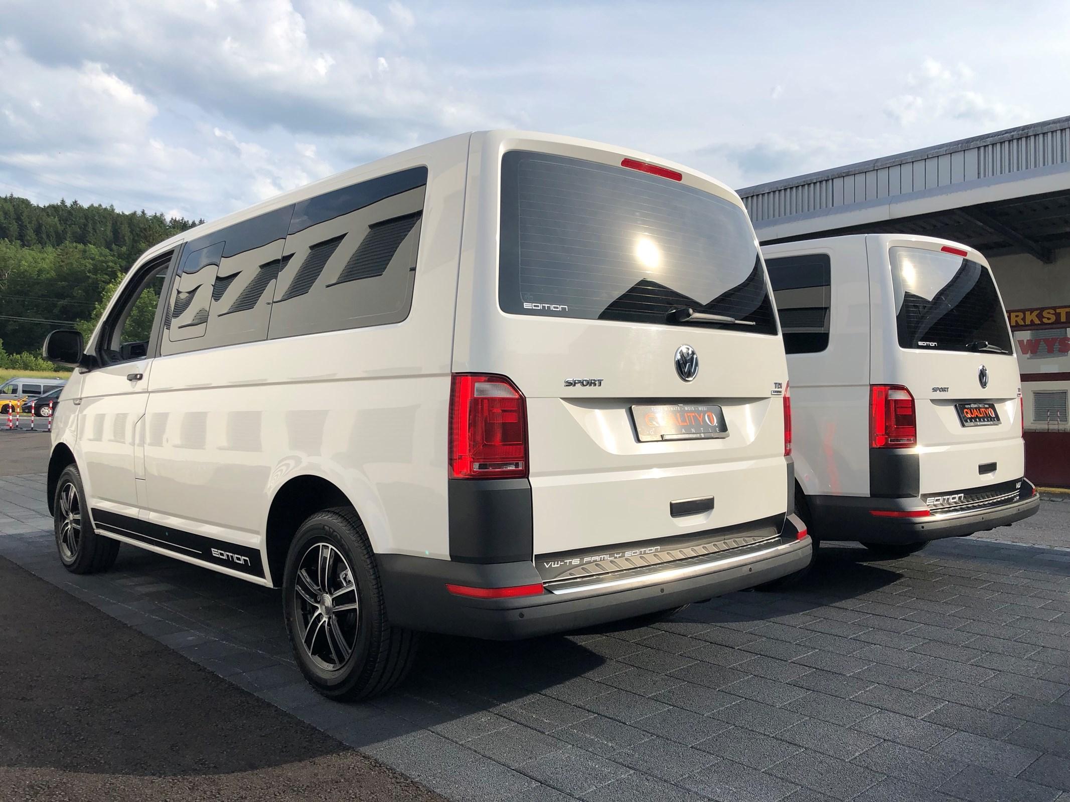 "bus VW T6 2.0 TDI DSG ""EDITION"" BUS 9 PL."