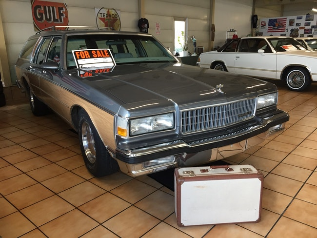 estate Chevrolet Caprice 5.0 Classic