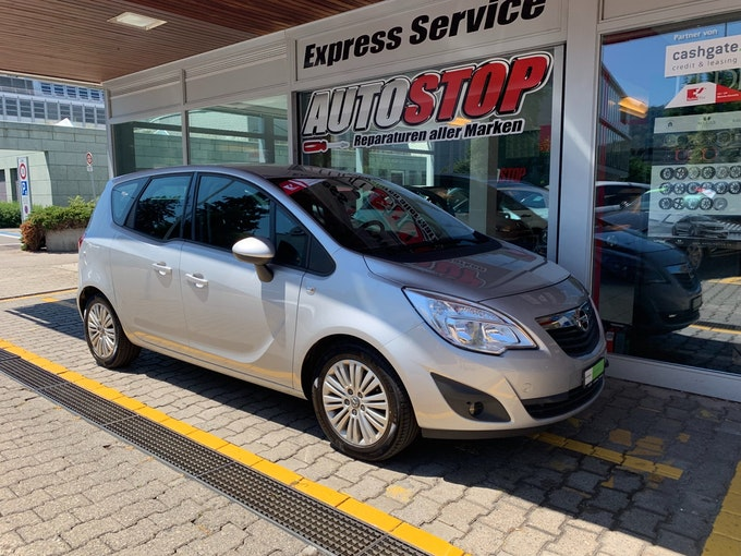 Opel Meriva 1.4 Turbo 130'985 km 7'000 CHF - acquistare su carforyou.ch - 1