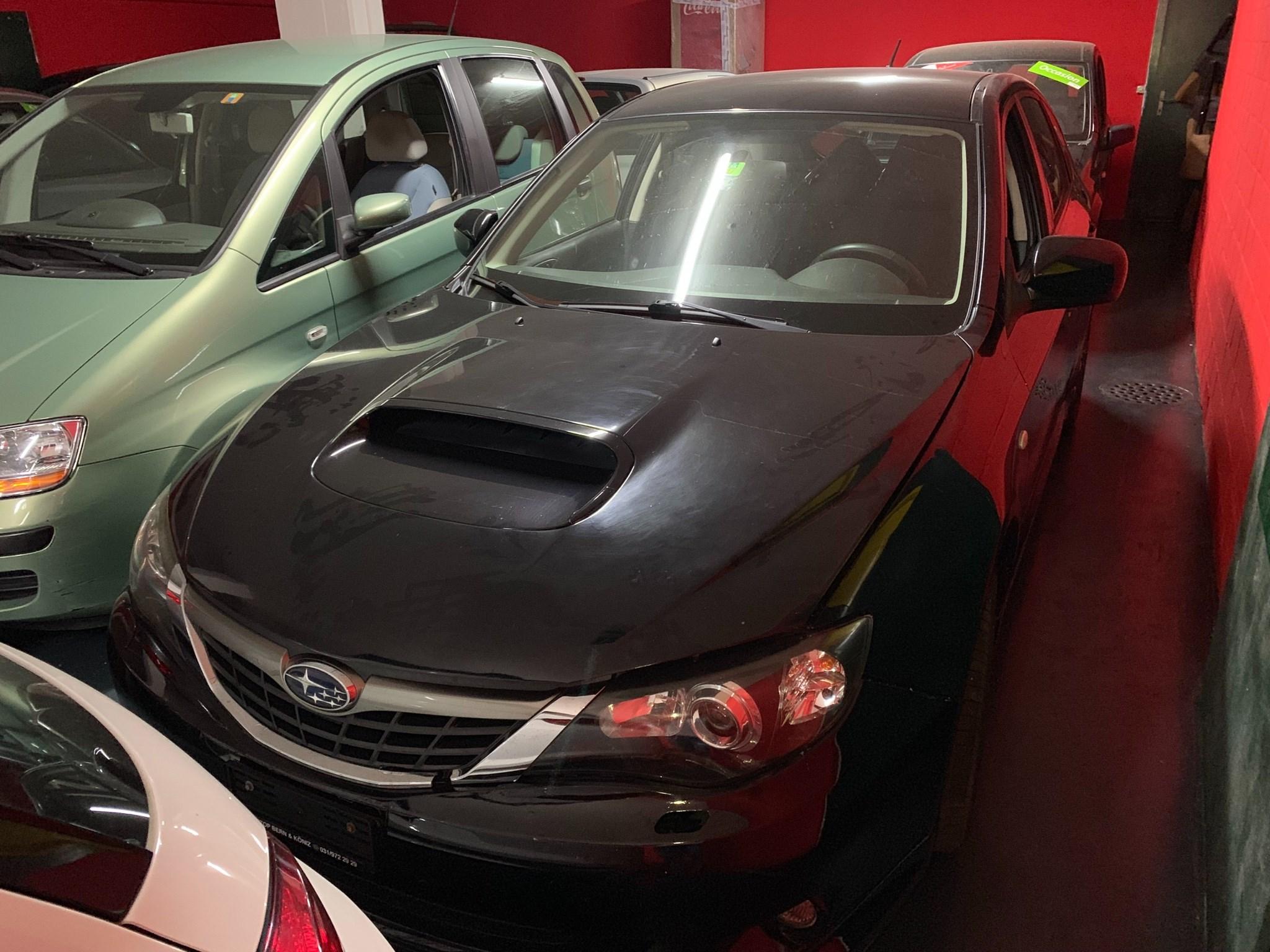 estate Subaru Impreza 2.0D Comfort S