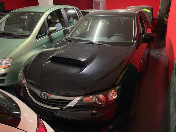 Subaru Impreza 2.0D Comfort S 140'000 km CHF3'500 - acquistare su carforyou.ch - 1