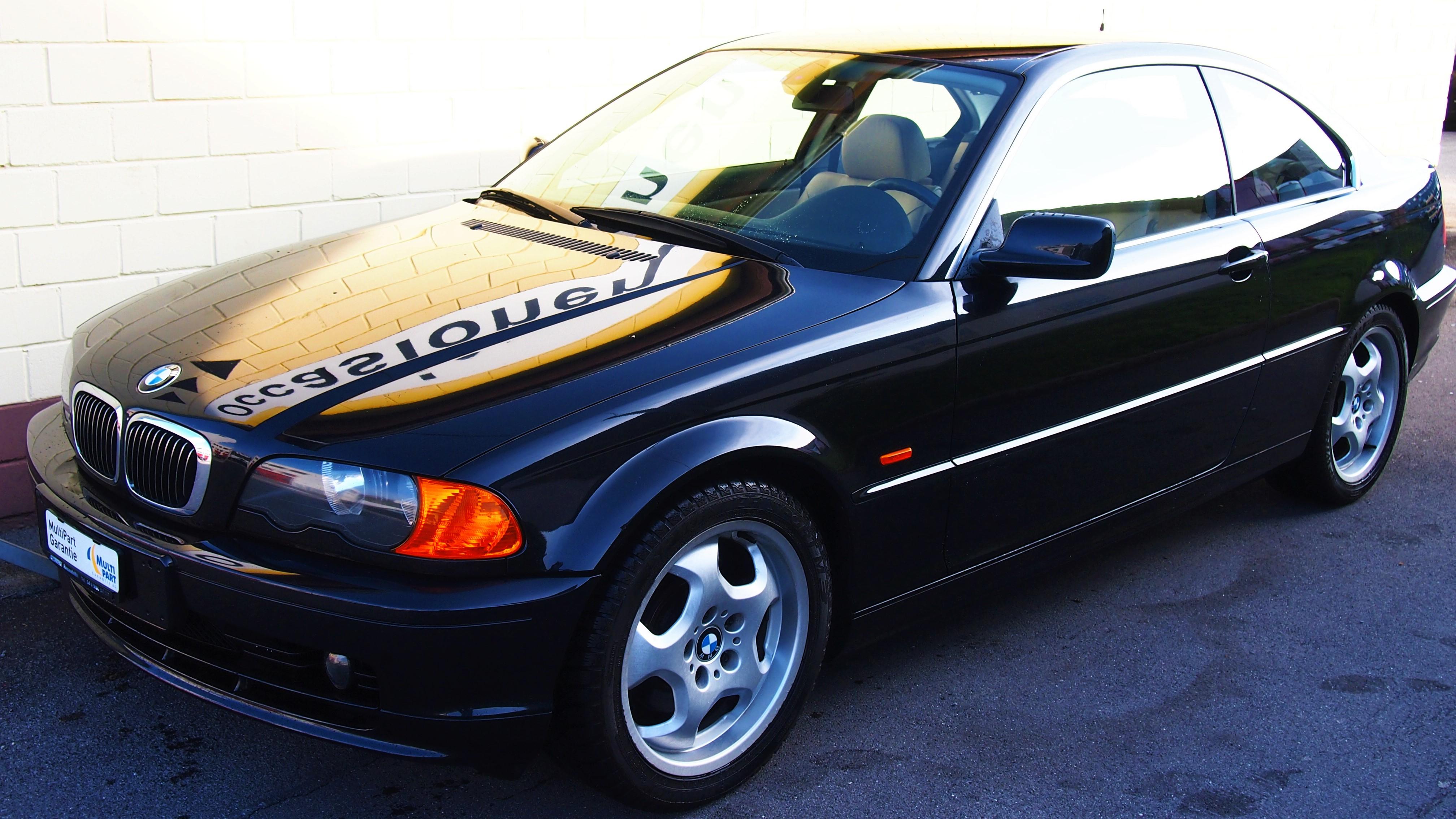 coupe BMW 3er 328Ci Coupé