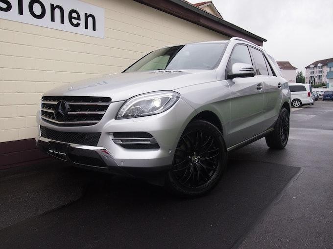 Mercedes-Benz M-Klasse ML 350 CDI BlueTec 65'300 km 48'800 CHF - kaufen auf carforyou.ch - 1