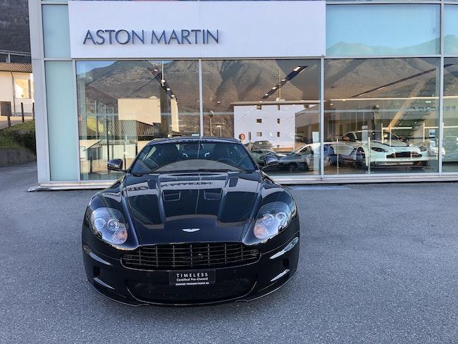 sportscar Aston Martin DBS Superleggera Coupé 5.2 V12 Bi-Turbo