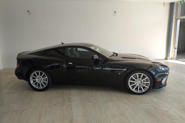 sportscar Aston Martin Vanquish S 6.0 V12