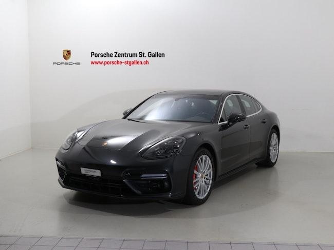 saloon Porsche Panamera 4.0 V8 Turbo