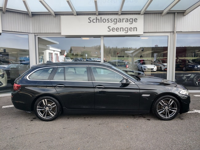 estate BMW 5er 525d Touring xDrive SAG