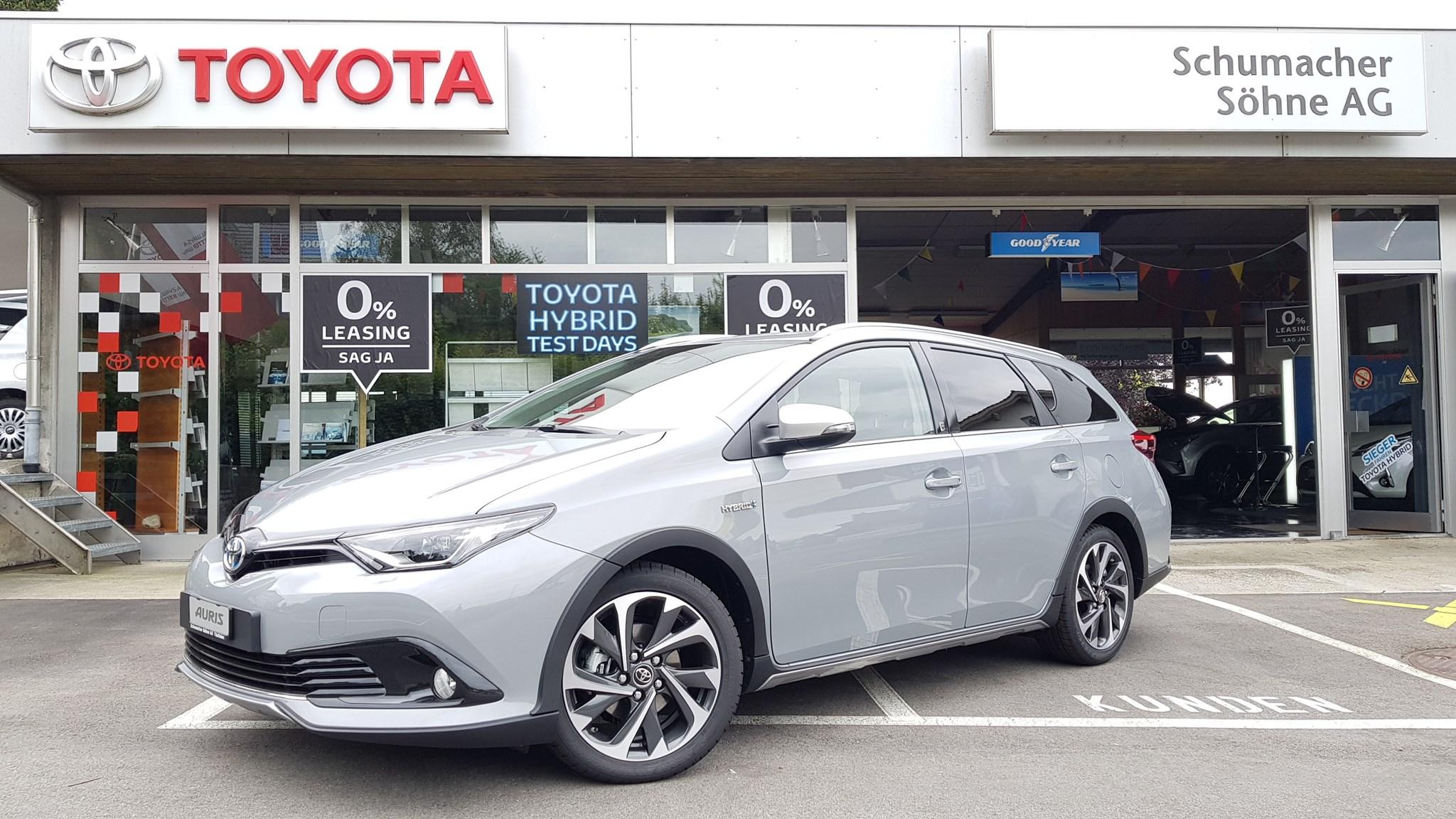 estate Toyota Auris Touring Sports 1.8 HSD Trend e-CVT