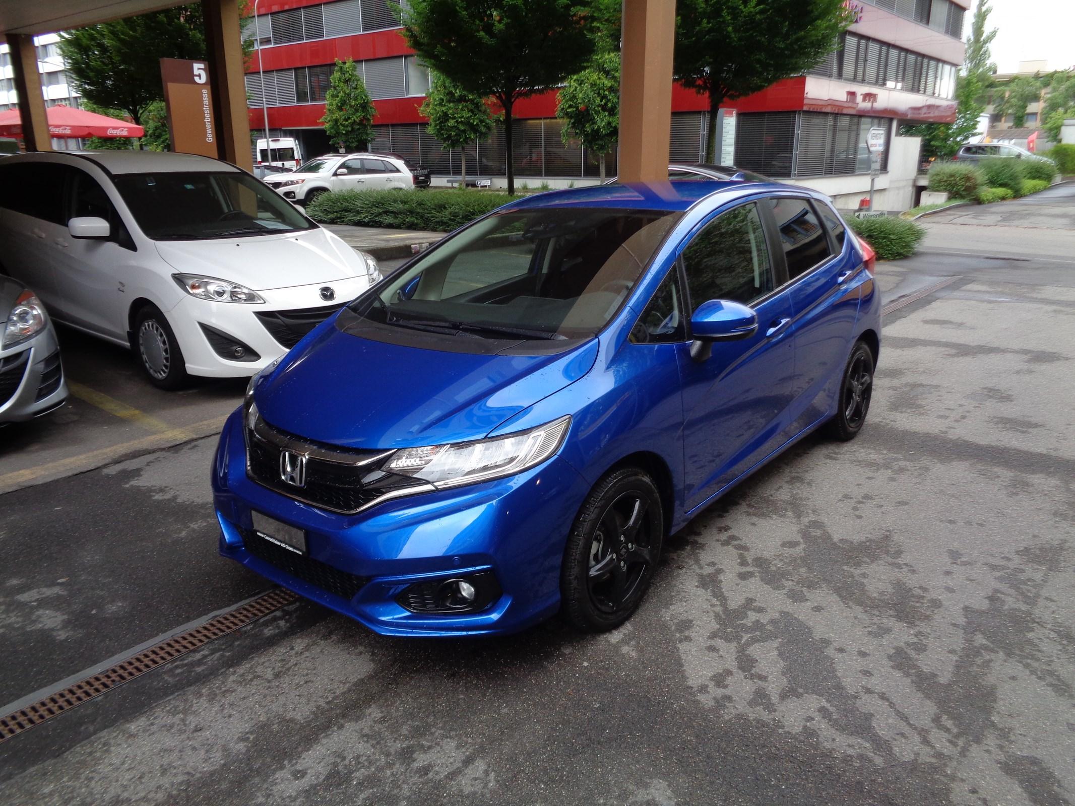 van Honda Jazz 1.3i-VTEC Elegance