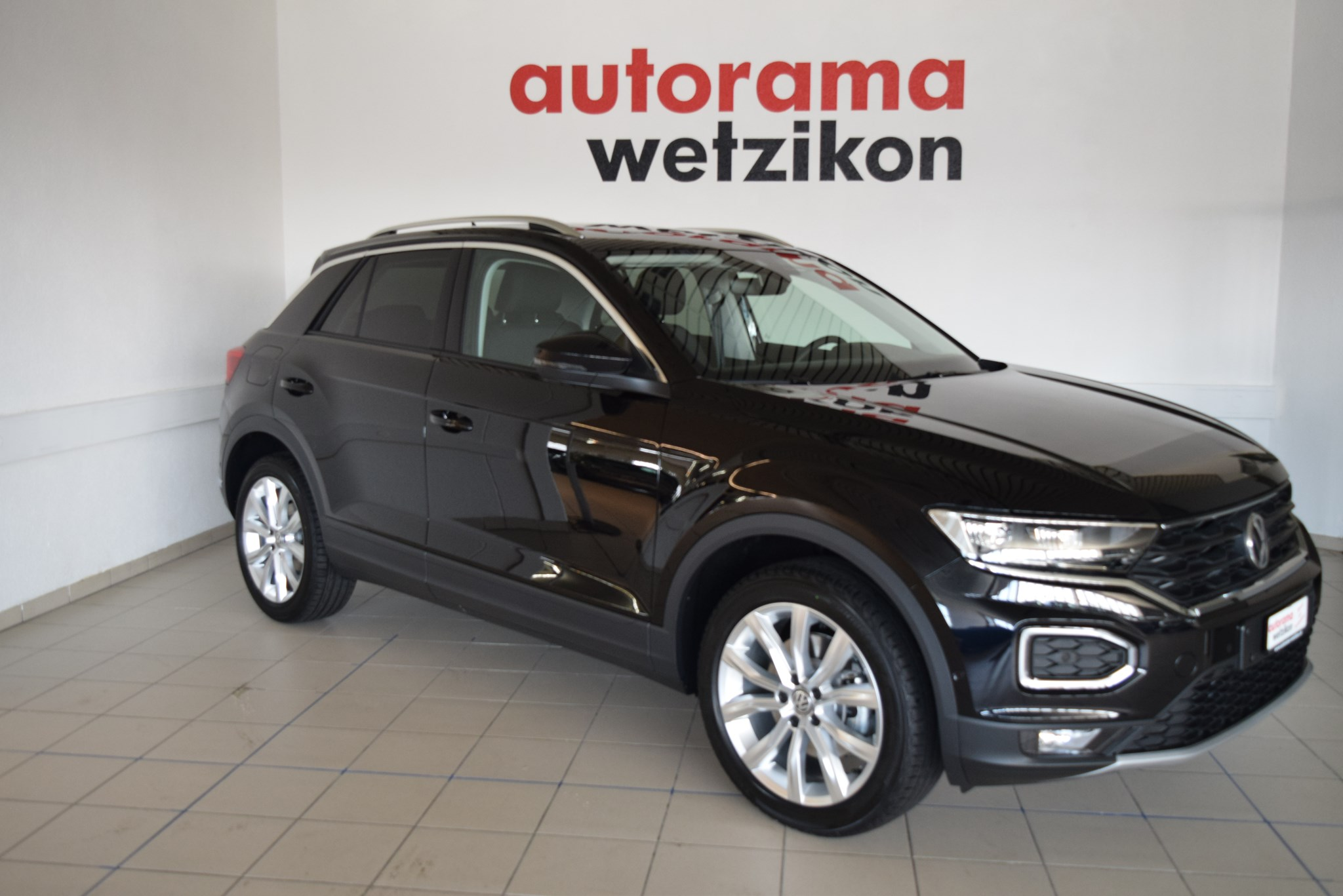 suv VW T-Roc 2.0 TSI Advance DSG 4Motion