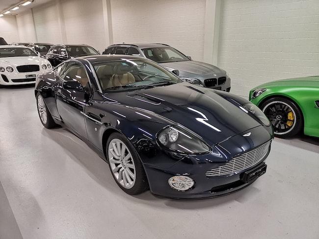 sportscar Aston Martin Vanquish V12 Vanquish Vanquish V12 5.9-48