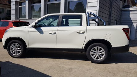 SsangYong Musso 2.2 Crystal 4WD 5 km CHF28'900 - acheter sur carforyou.ch - 3