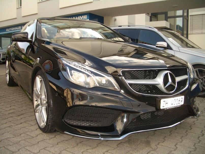 cabriolet Mercedes-Benz E-Klasse E 250 7G-Tronic