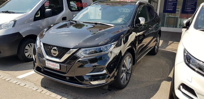Nissan Qashqai 1.7 dCi tekna+ Xtronic ALL-MODE 4x4 10 km 39'520 CHF - acheter sur carforyou.ch - 1