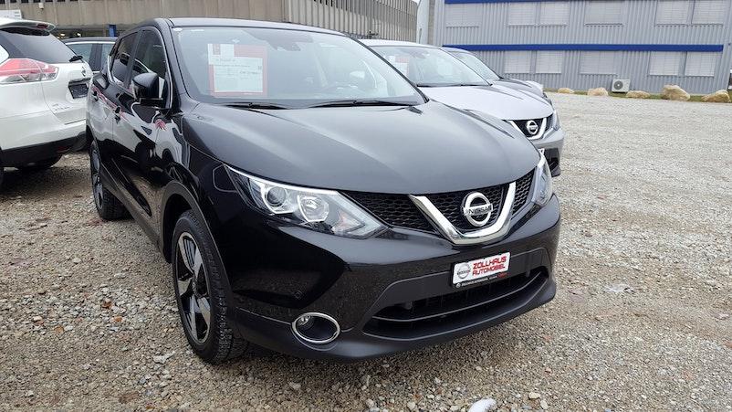 Nissan Qashqai 1.6 dCi N-Connecta ALL-MODE 4x4 30'000 km 18'900 CHF - acheter sur carforyou.ch - 1