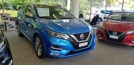 Nissan Qashqai 1.7 dCi tekna+ Xtronic ALL-MODE 4x4 10 km 38'140 CHF - buy on carforyou.ch - 2