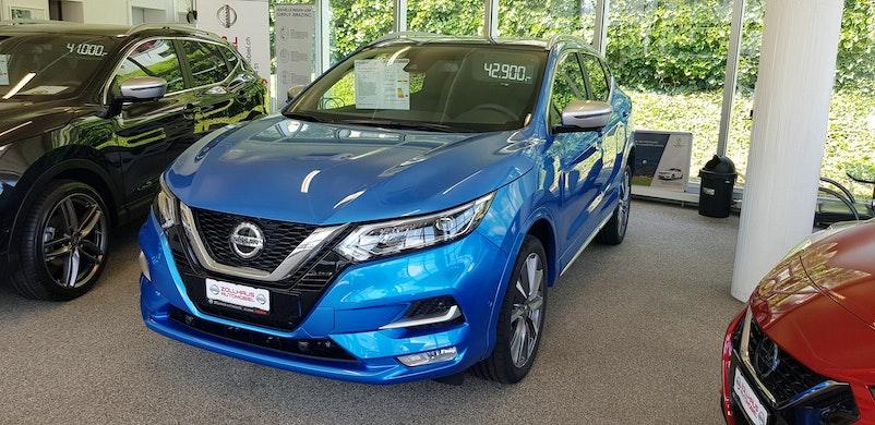 Nissan Qashqai 1.7 dCi tekna+ Xtronic ALL-MODE 4x4 10 km 38'140 CHF - buy on carforyou.ch - 1