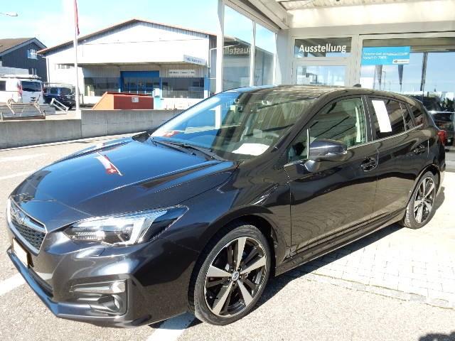 estate Subaru Impreza 2.0i Luxury