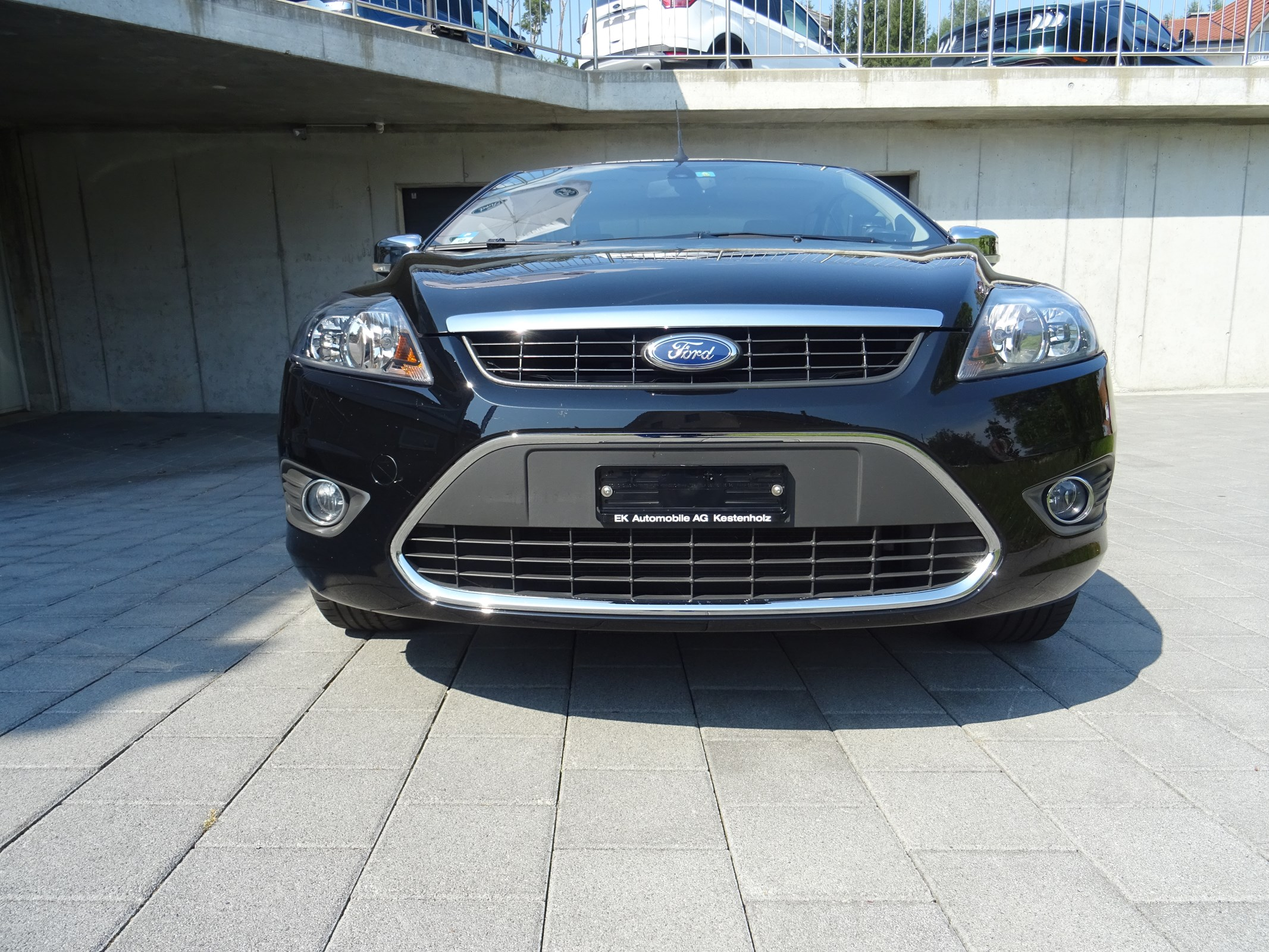 cabriolet Ford Focus CC 2.0i Titanium