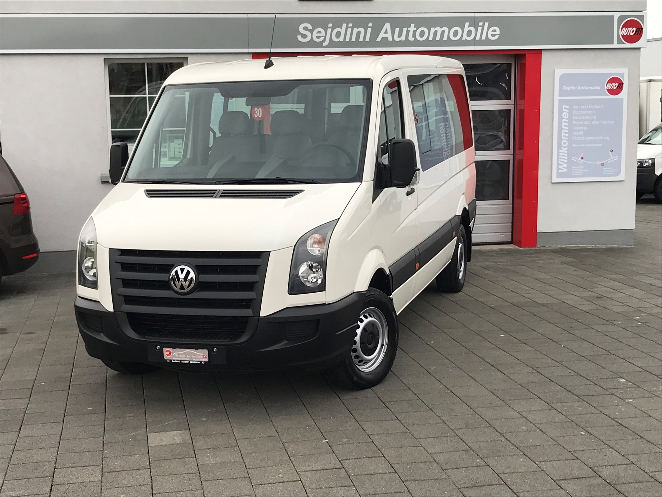 bus VW Crafter 35 2.5 TDI 109 PS
