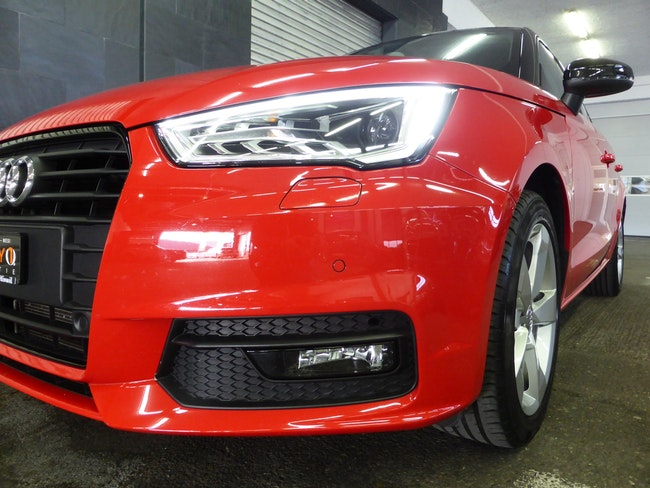 saloon Audi A1 Sportback 1.4 TFSI Sport S-tronic