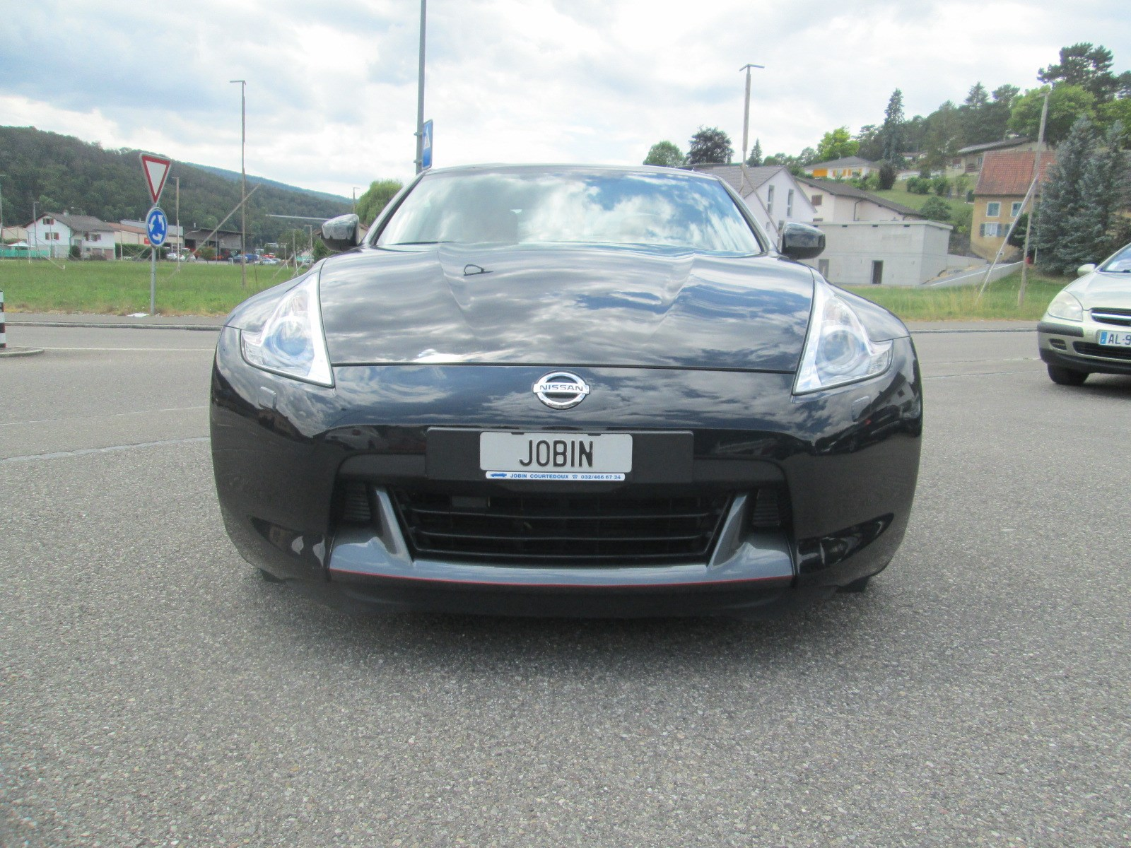 coupe Nissan 370 Z Pack Automatic