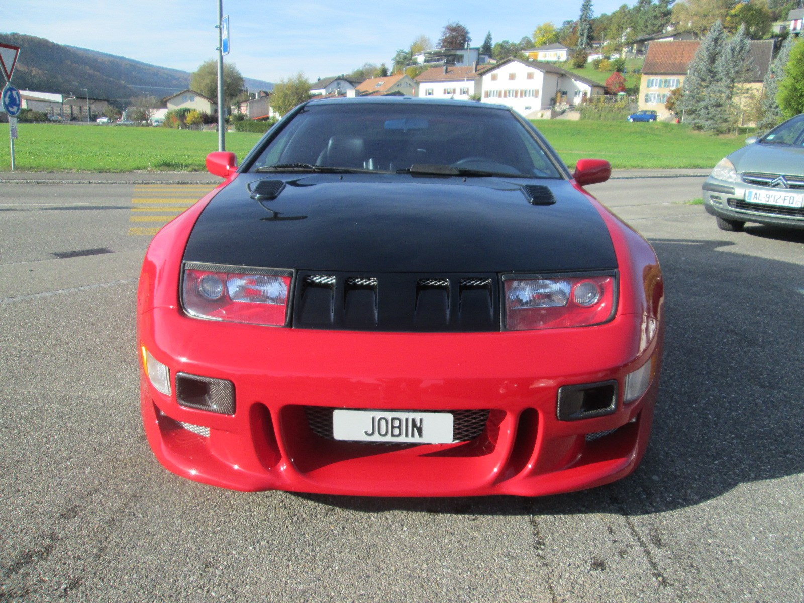 coupe Nissan 300 ZX Twinturbo