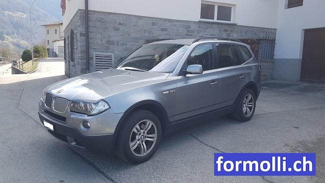 suv BMW X3 30d