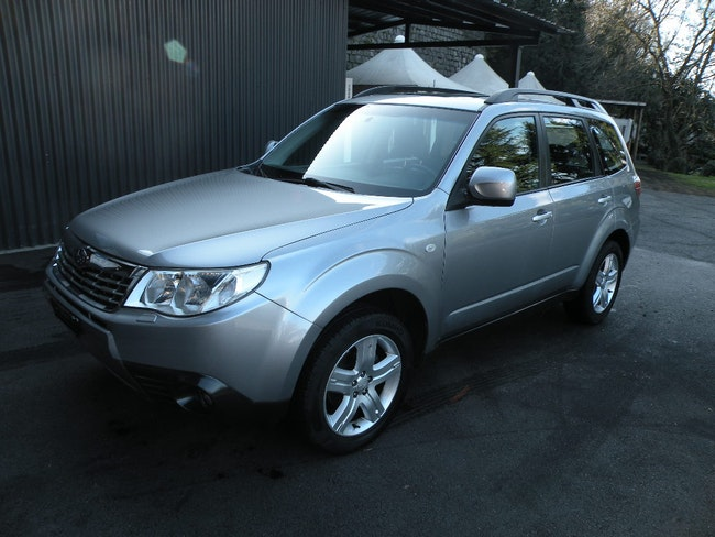 suv Subaru Forester Station 2.0 XS Limited